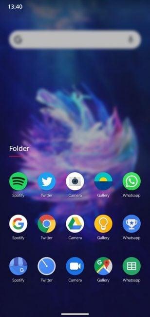 Tak będzie wyglądał Android Q na smartfonach OnePlus z Oxygen OS 10
