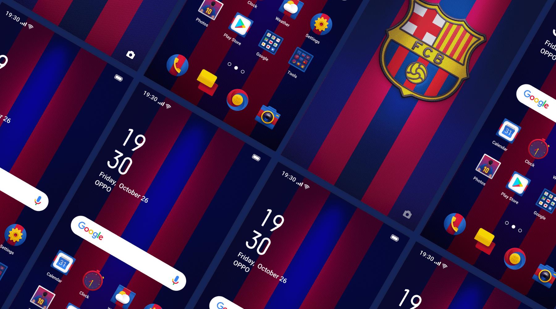 Visca el OPPO! Reno 10X Zoom w wersji FC Barcelona Edition
