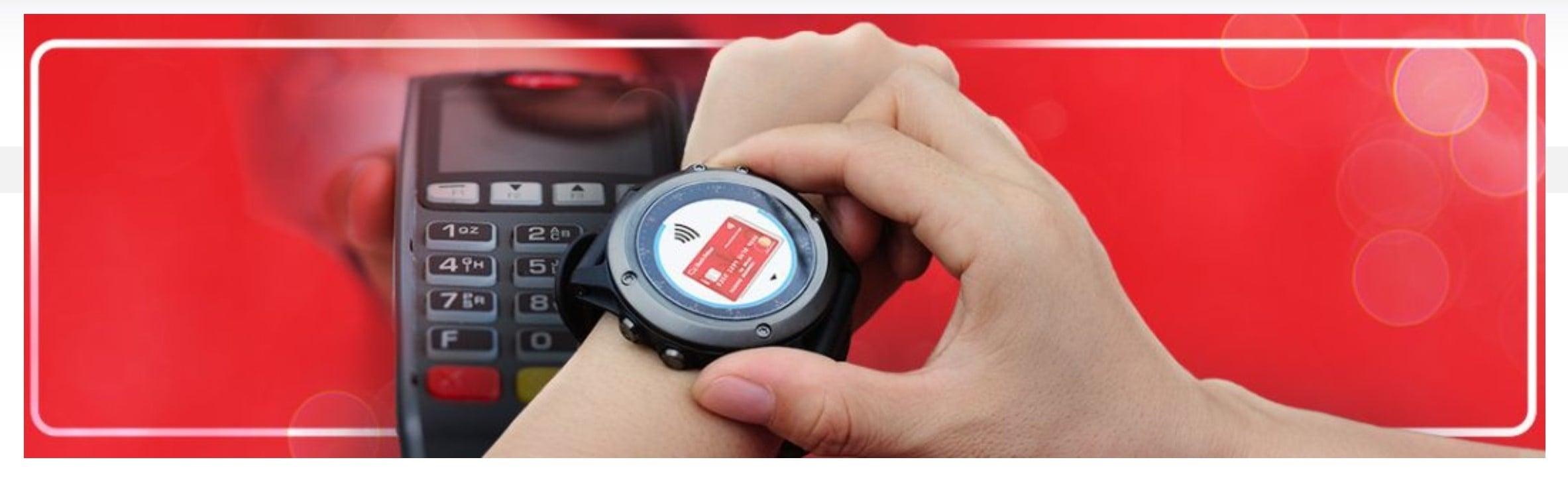 Kartą Mastercard od Pekao zapłacicie od teraz zegarkami z Garmin Pay i Fitbit Pay 20