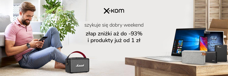 Jeden weekend, dwie promocje - m.in. sprzęt Huawei do 600 zł taniej