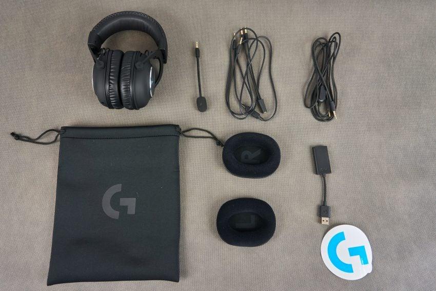 Logitech G PRO X - zwykłe słuchawki z profesjonalnym oprogramowaniem (recenzja) 24
