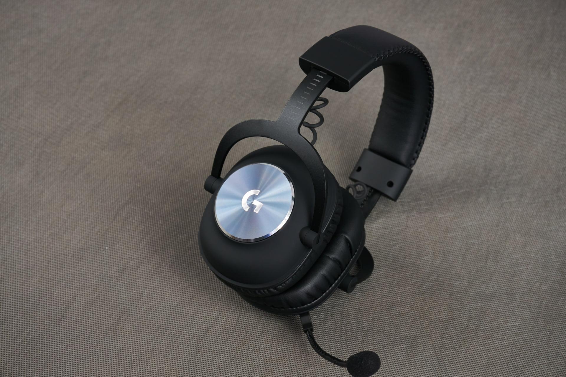 Logitech G PRO X - zwykłe słuchawki z profesjonalnym oprogramowaniem (recenzja) 18