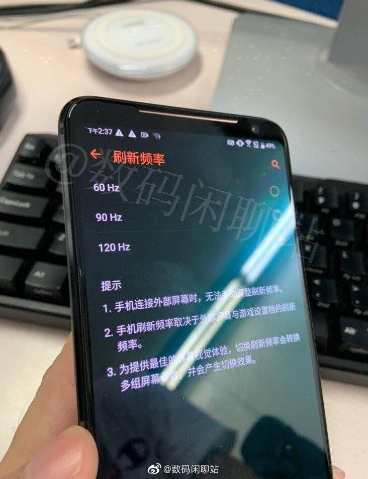 Rzućcie okiem - tak będzie wyglądał gamingowy smartfon Asus ROG Phone 2 20