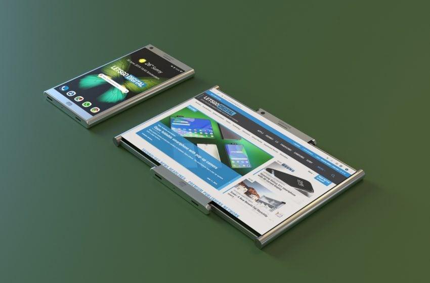 Samsung ma ciekawy pomysł na urządzenie będące smartfonem i tabletem jednocześnie