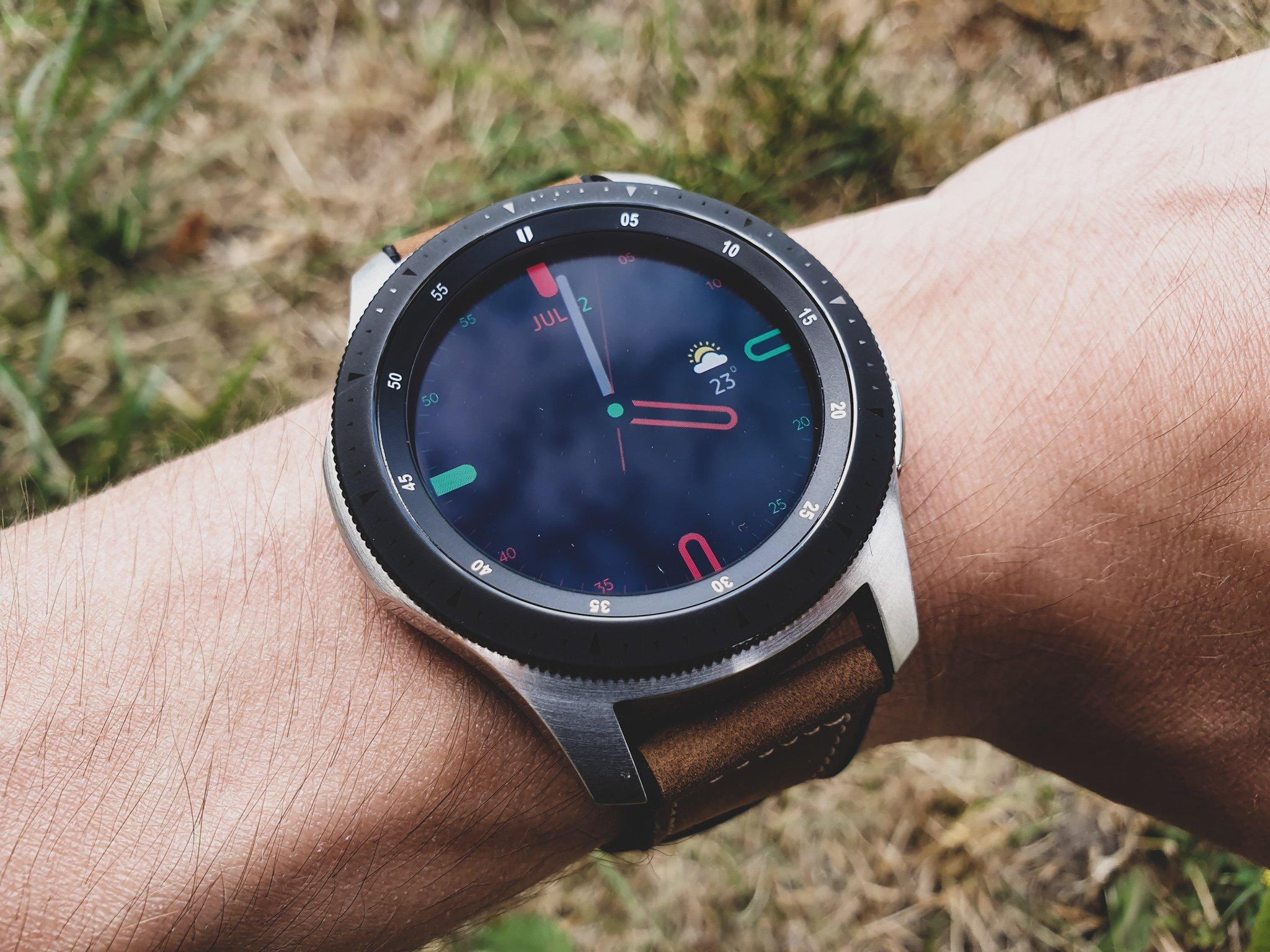 Obracany pierścień może wrócić do zegarków Samsunga wraz z premierą Galaxy Watch 2 17