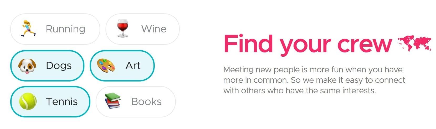 Wspólne nazwy użytkowników serwisów randkowych
