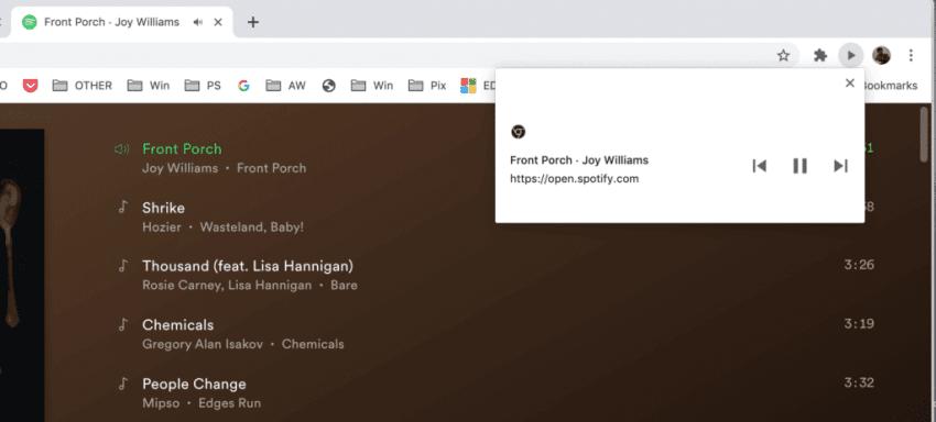 Google Chrome z wygodnym sterowaniem muzyką. Nowość można już testować 20