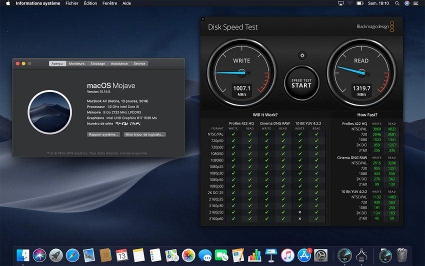 W nowym MacBooku Air spadła cena, a wraz z nią osiągi SSD
