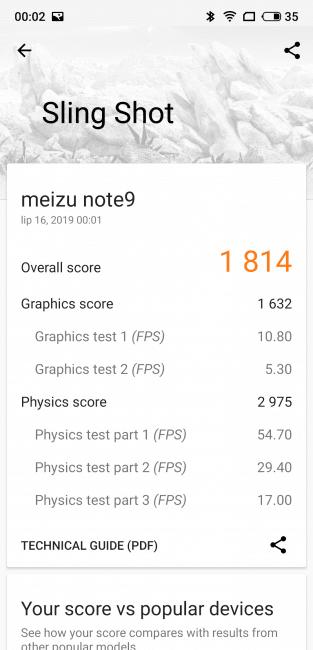 Recenzja Meizu Note 9, czyli niezłego smartfona z kilkoma niedoróbkami 37