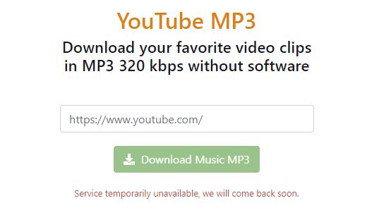 Pobierasz MP3 z YouTube'a? Cóż, od teraz może to być trudniejsze