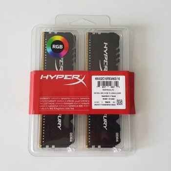 Pamięć RAM Kingston HyperX FURY RGB