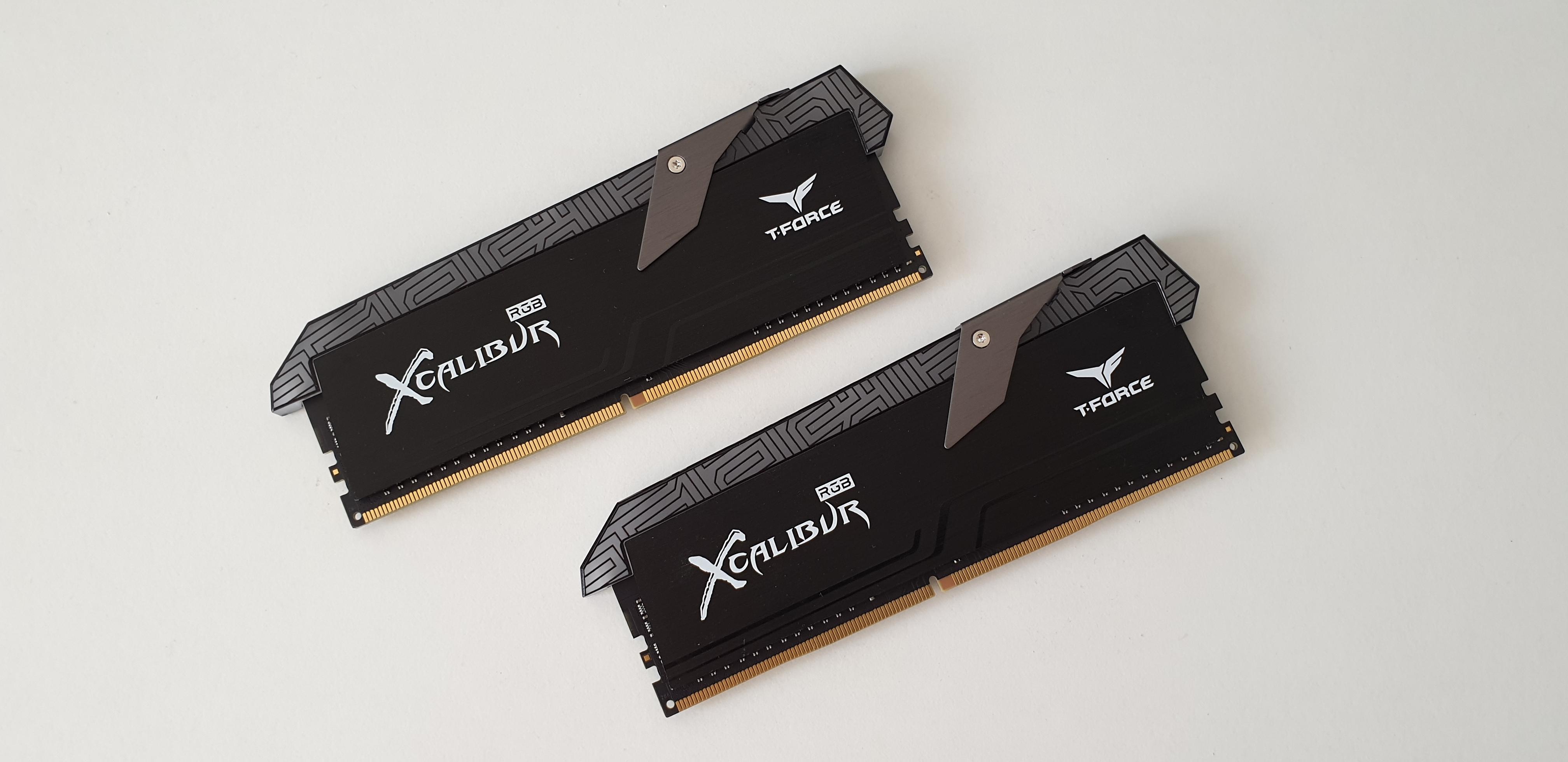 Test pamięci T-FORCE RGB XCalibur - 4000 MHz w slocie DDR4 zmienia rzeczywistość? 22