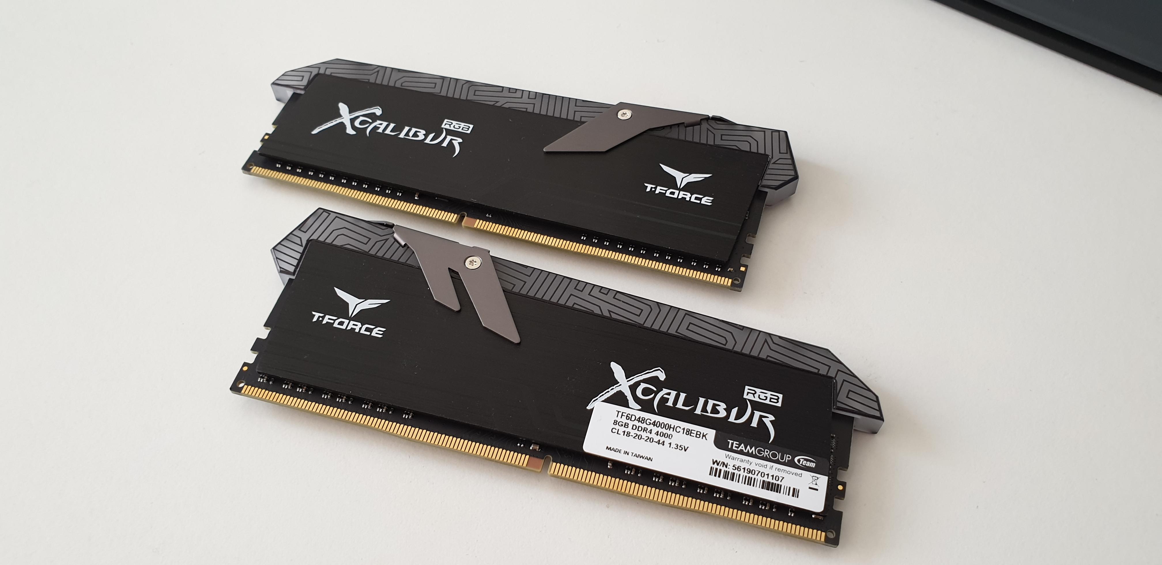 Test pamięci T-FORCE RGB XCalibur - 4000 MHz w slocie DDR4 zmienia rzeczywistość? 21