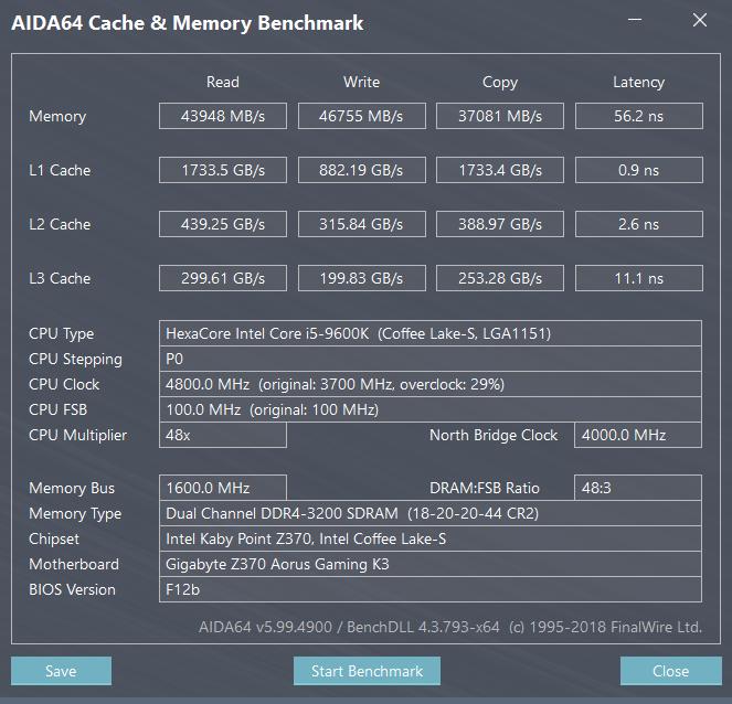 Test pamięci T-FORCE RGB XCalibur - 4000 MHz w slocie DDR4 zmienia rzeczywistość? 33