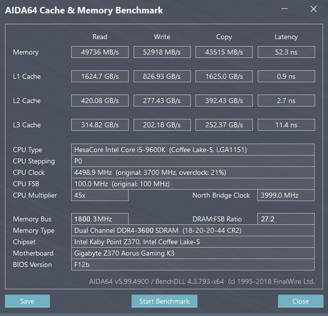 Test pamięci T-FORCE RGB XCalibur - 4000 MHz w slocie DDR4 zmienia rzeczywistość? 32