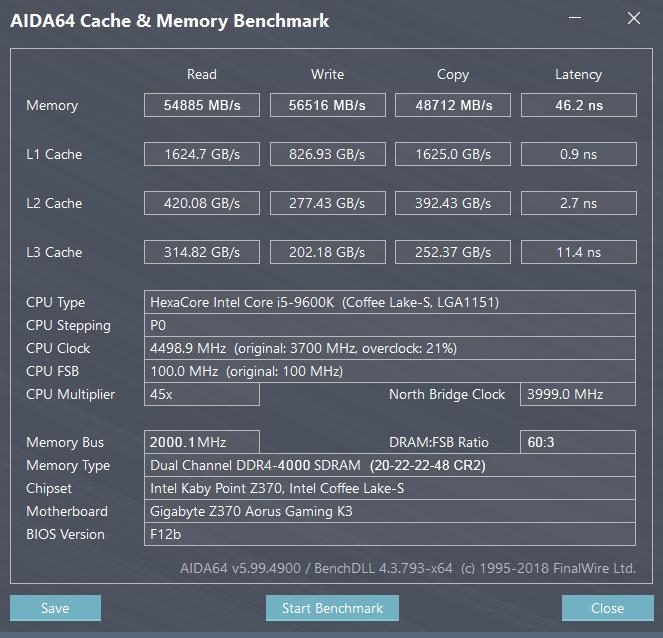 Test pamięci T-FORCE RGB XCalibur - 4000 MHz w slocie DDR4 zmienia rzeczywistość? 31
