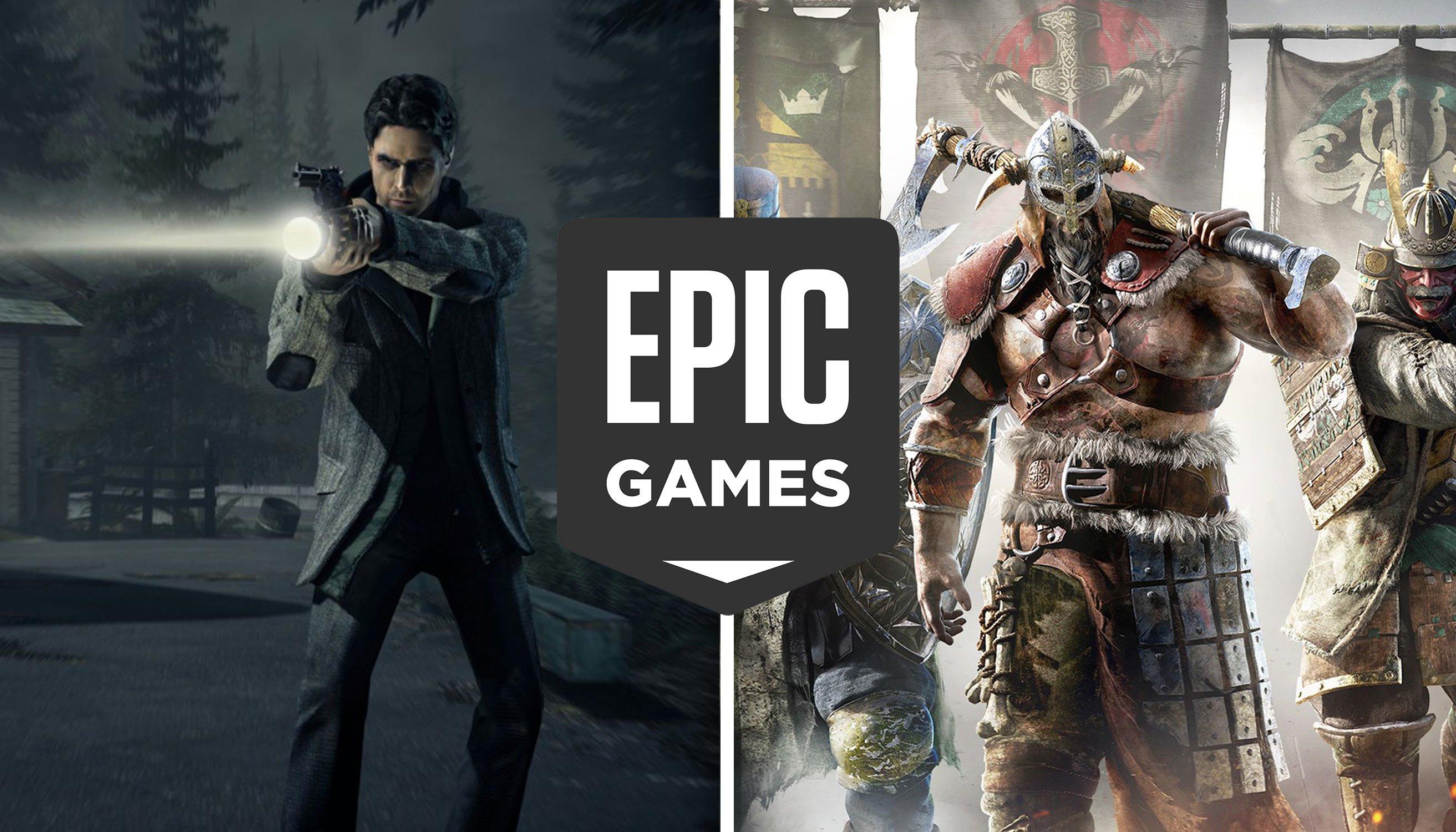 Epic Games nie zwalnia - tym razem za darmo Alan Wake i For Honor! 24