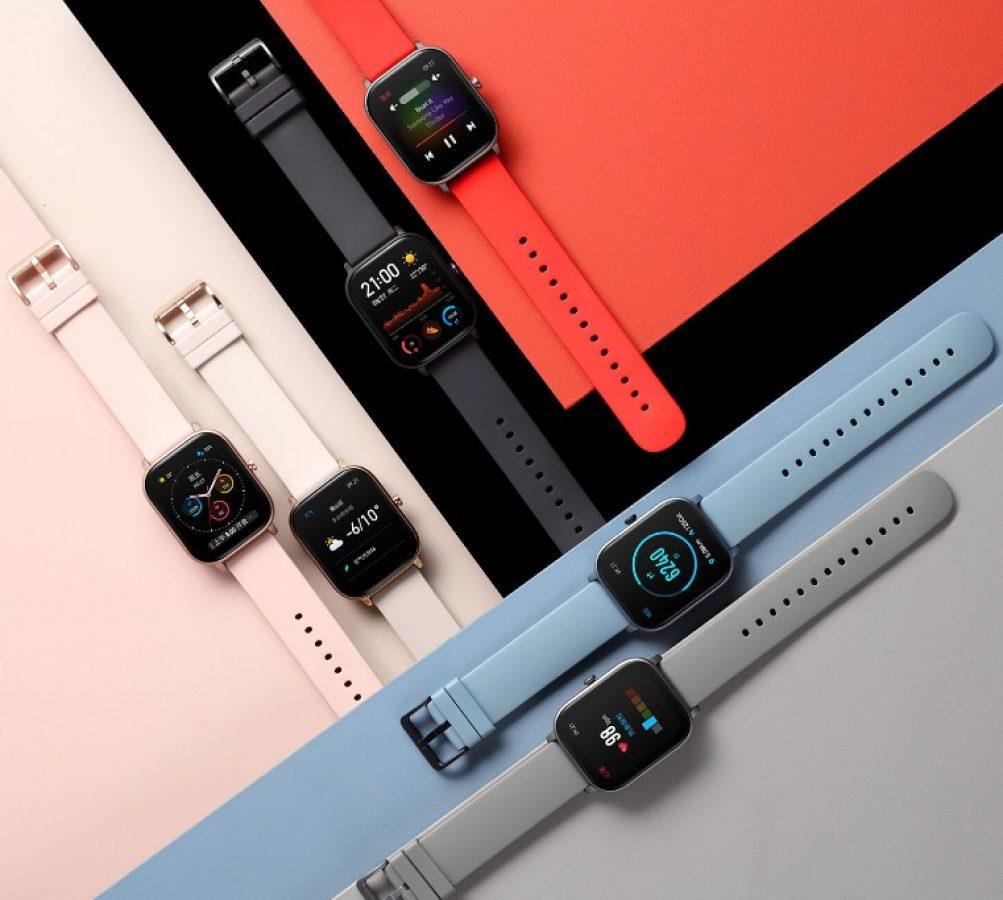 smartwatch Amazfit GTS