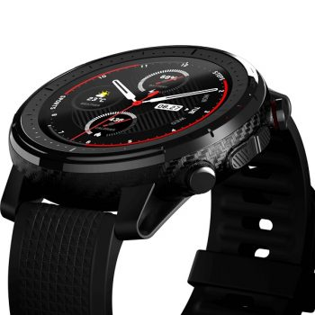 Huami zaprezentowało trzy nowe smartwatche marki Amazfit. Jeden ma zakrzywiony ekran