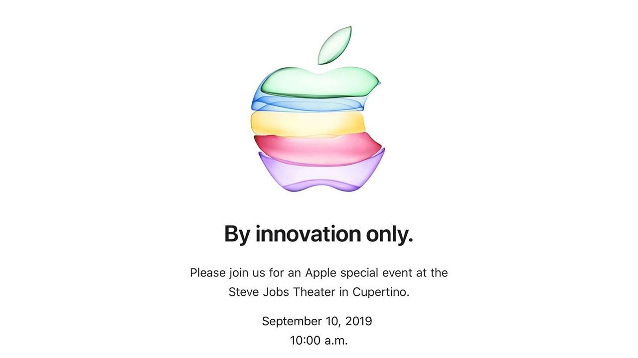 Oficjalnie: Apple zaprezentuje nowe iPhone'y 10 września 20