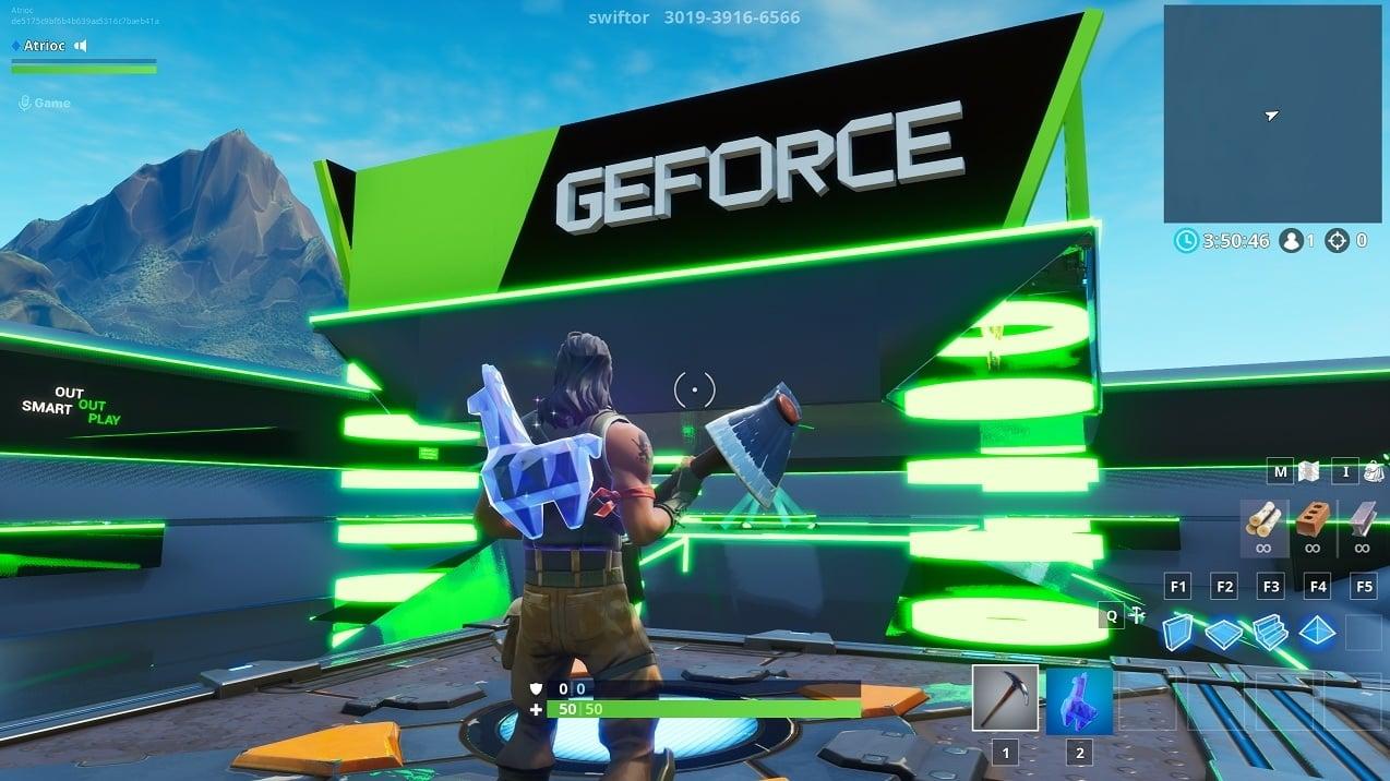 NVIDIA i Fortnite zachęcają do łączenia nauki z zabawą. Rusza konkurs z laptopami do wygrania 21