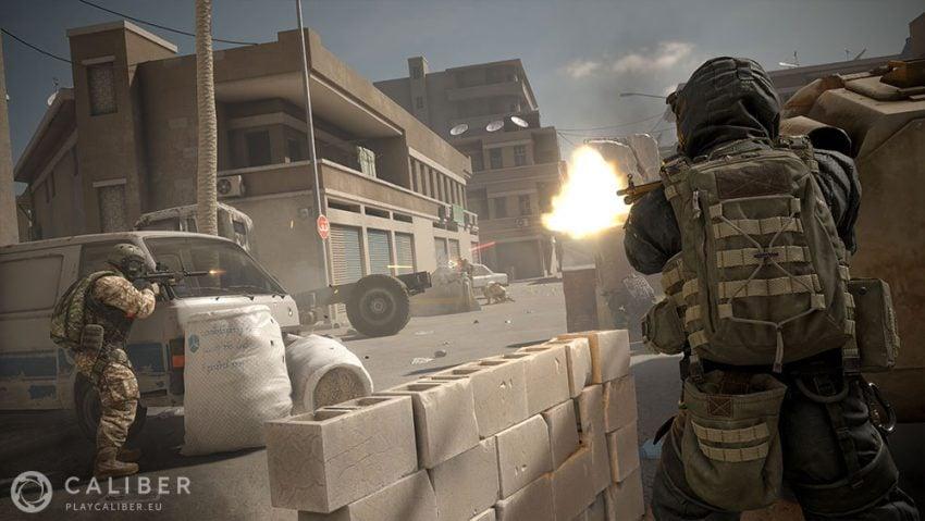 Caliber - nowa gra o służbach specjalnych od Wargaming