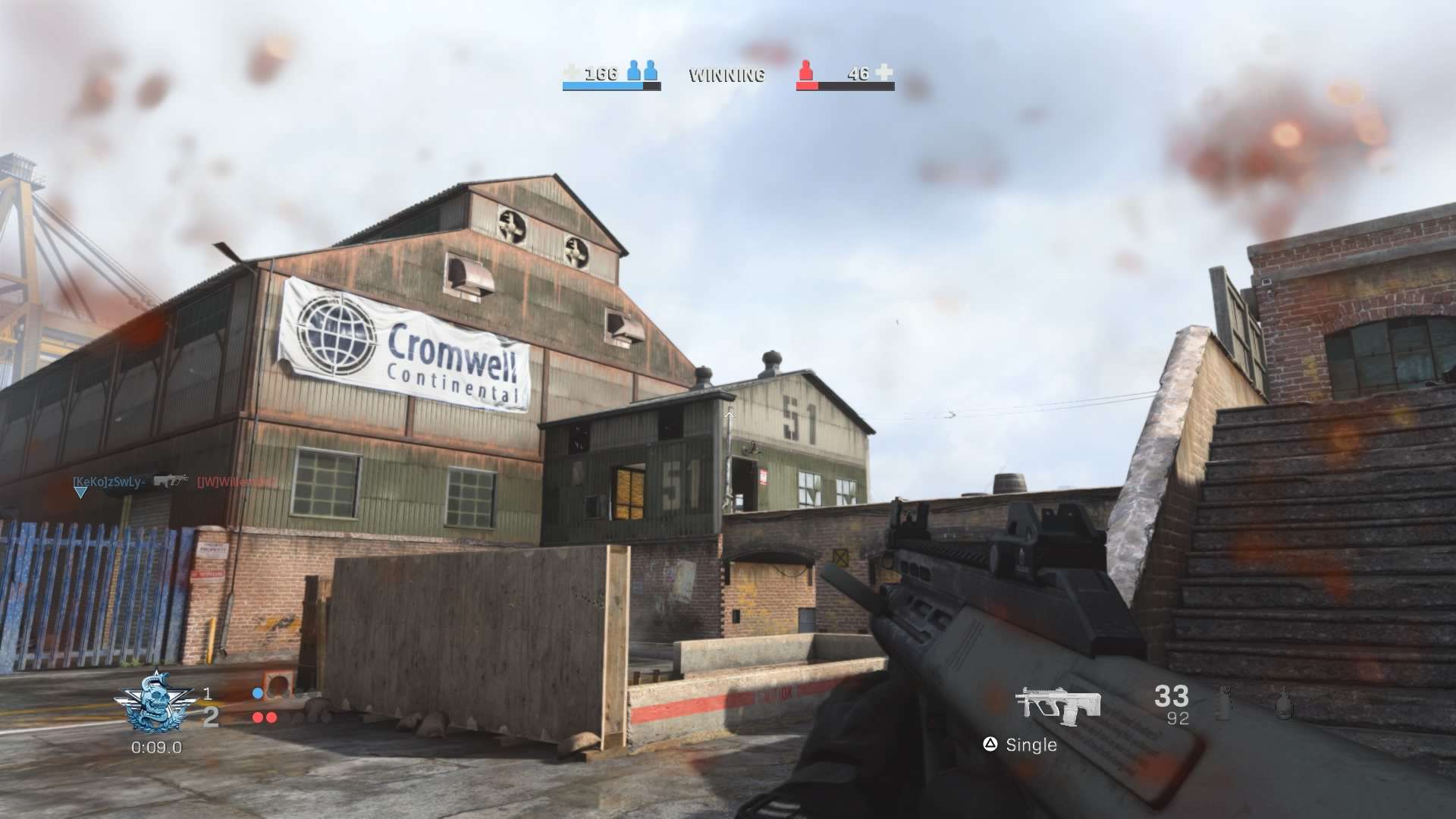 Szybkie wrażenia z otwartych testów alfa Call of Duty: Modern Warfare