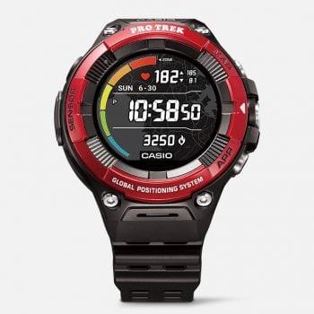 Nowy smartwatch Casio z Wear OS by Google nareszcie z pulsometrem