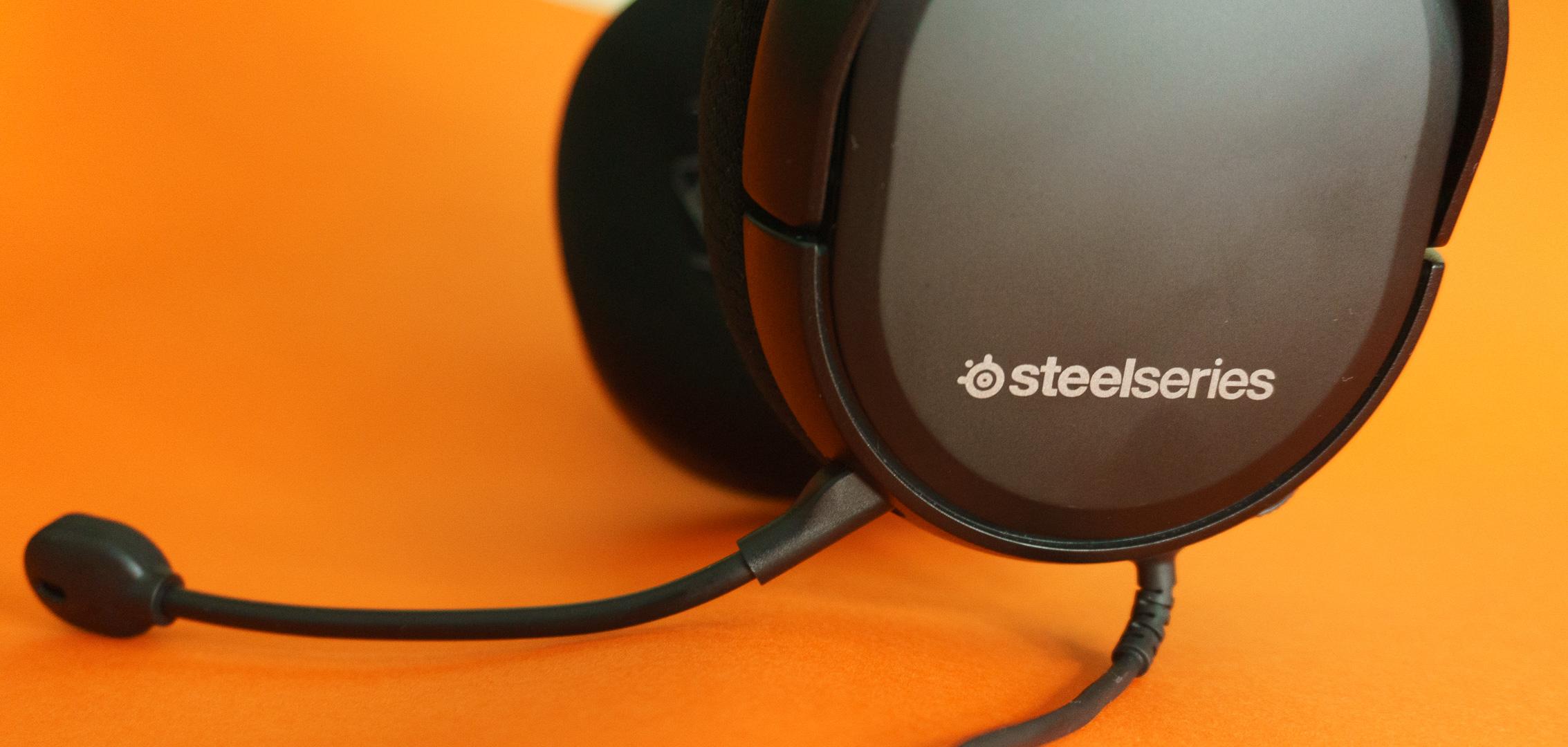 Słuchawki Steelseries Arctis 1 - solidna podstawa dla mocnej serii