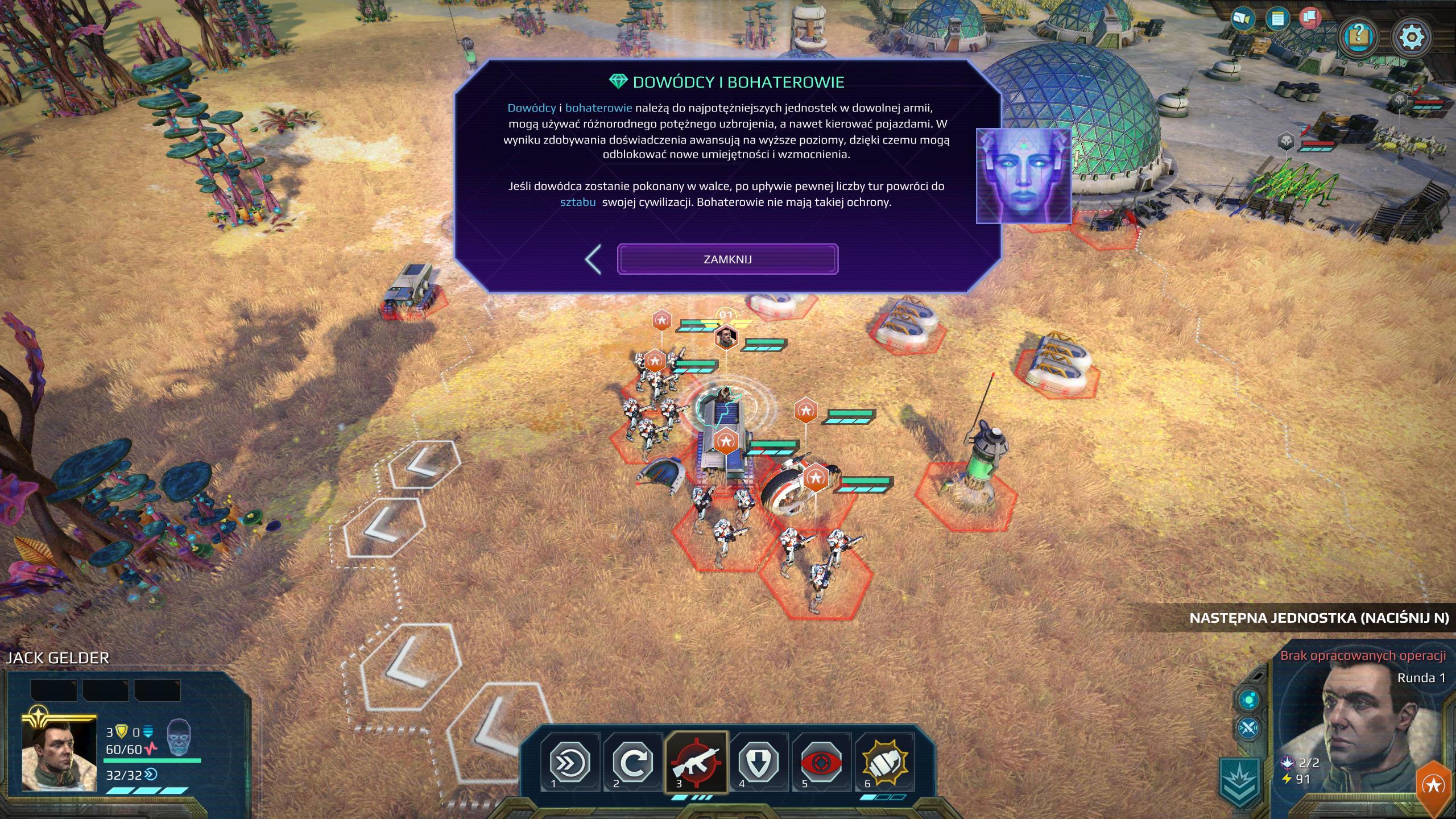 Age of Wonders: Planetfall - po ponad 30 godzinach gry wciąż mam ochotę na więcej! (recenzja)