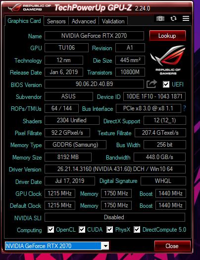 Recenzja Asus ROG Strix G531GW HERO III, czyli wątpliwe zwycięstwo księgowego 24