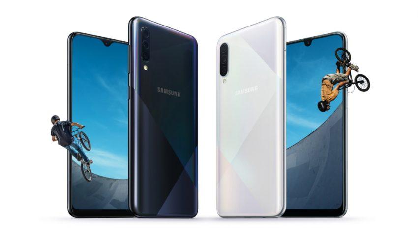 Samsung Galaxy A30s Galaxy A50s