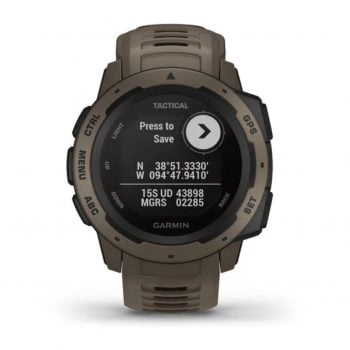 smartwatch Garmin Instinct Tactical