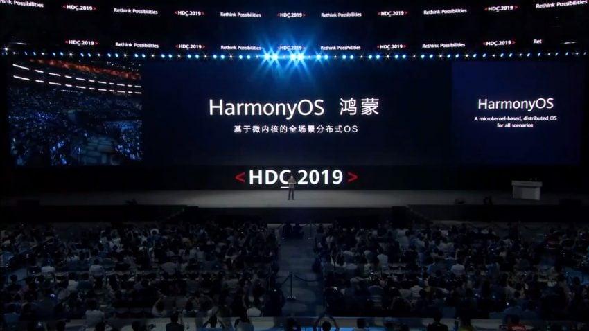 system Huawei HarmonyOS