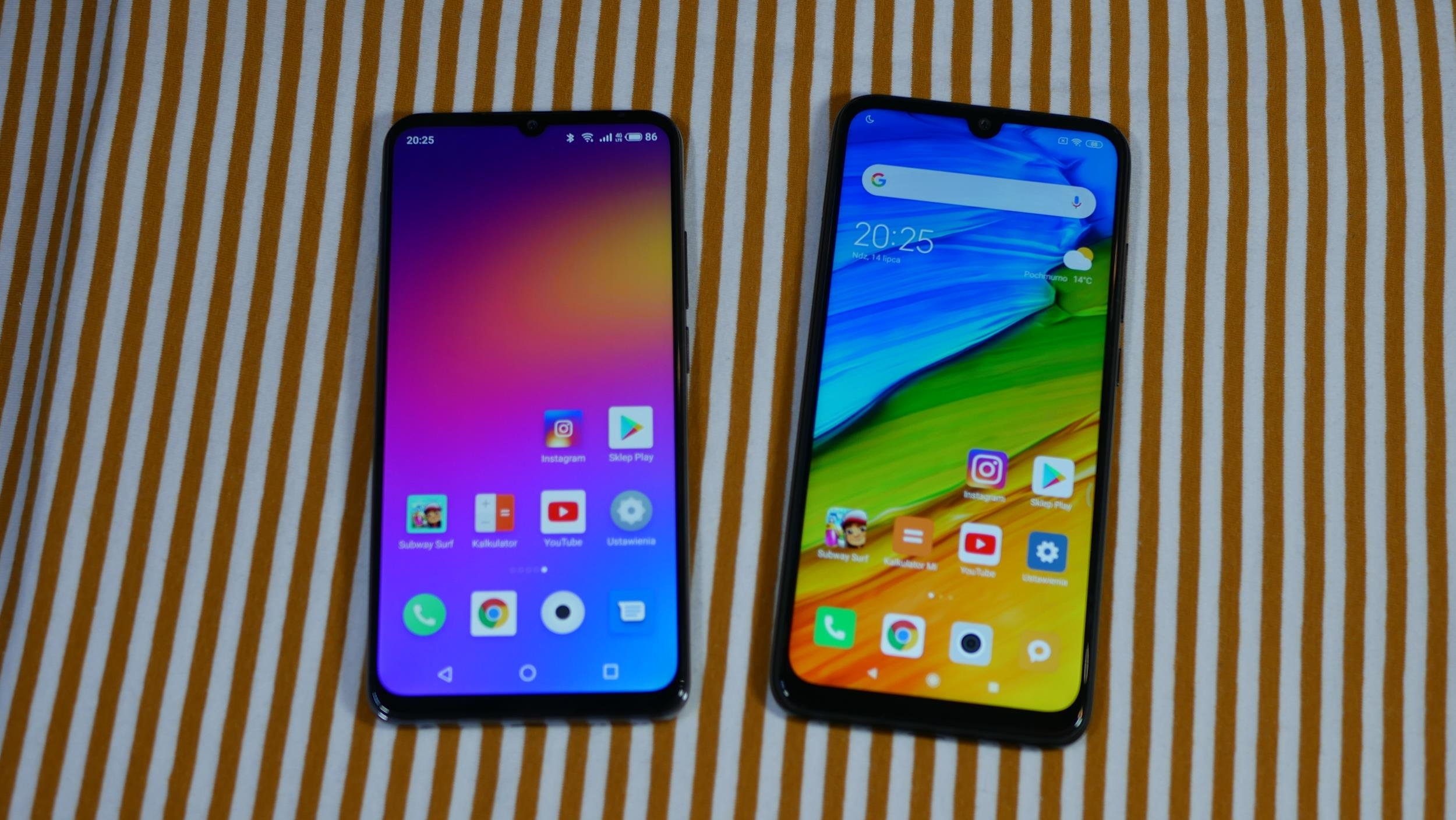 Meizu Note 9 vs Redmi Note 7