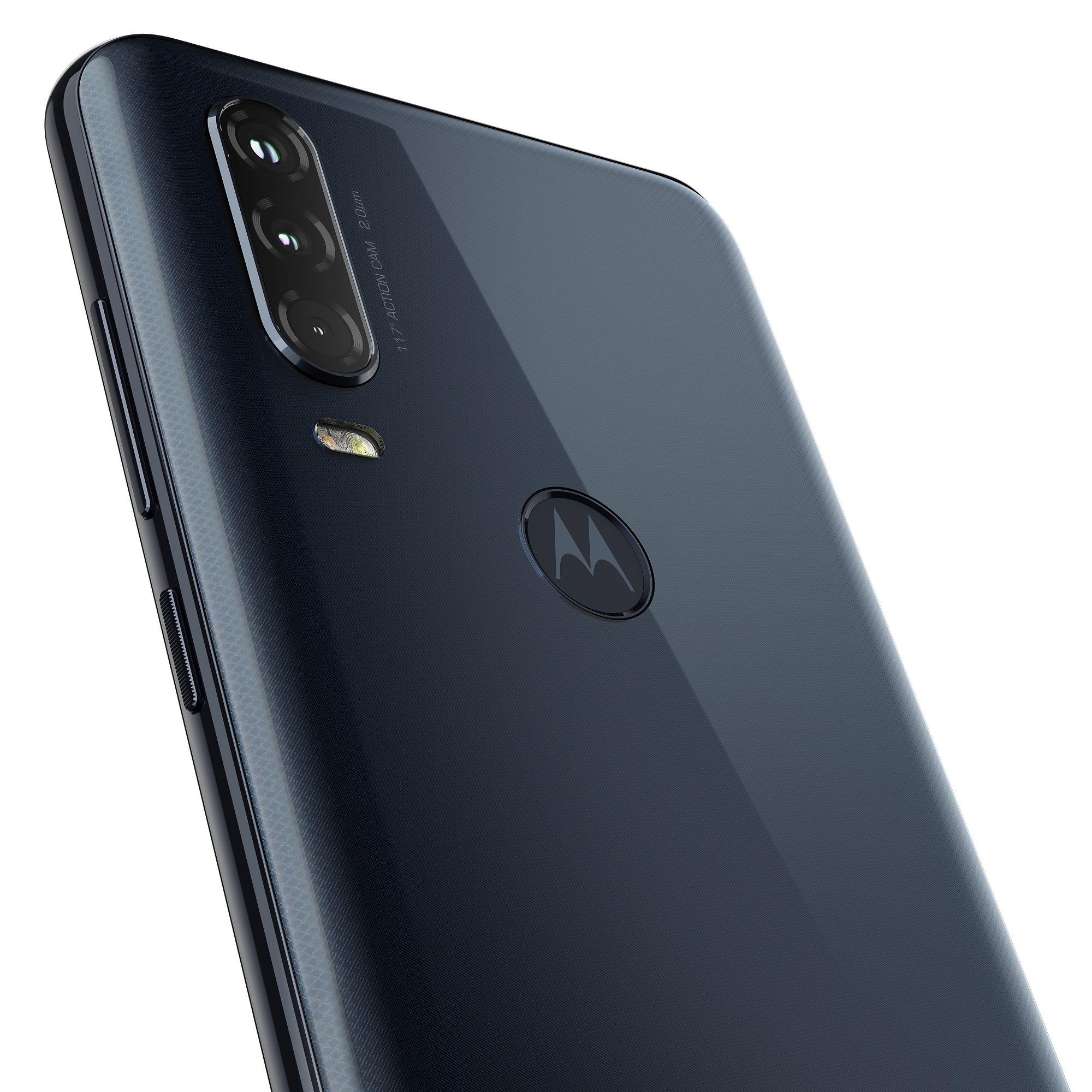 Motorola One Action z potrójnym aparatem już w Polsce. Ta cena! <3 15