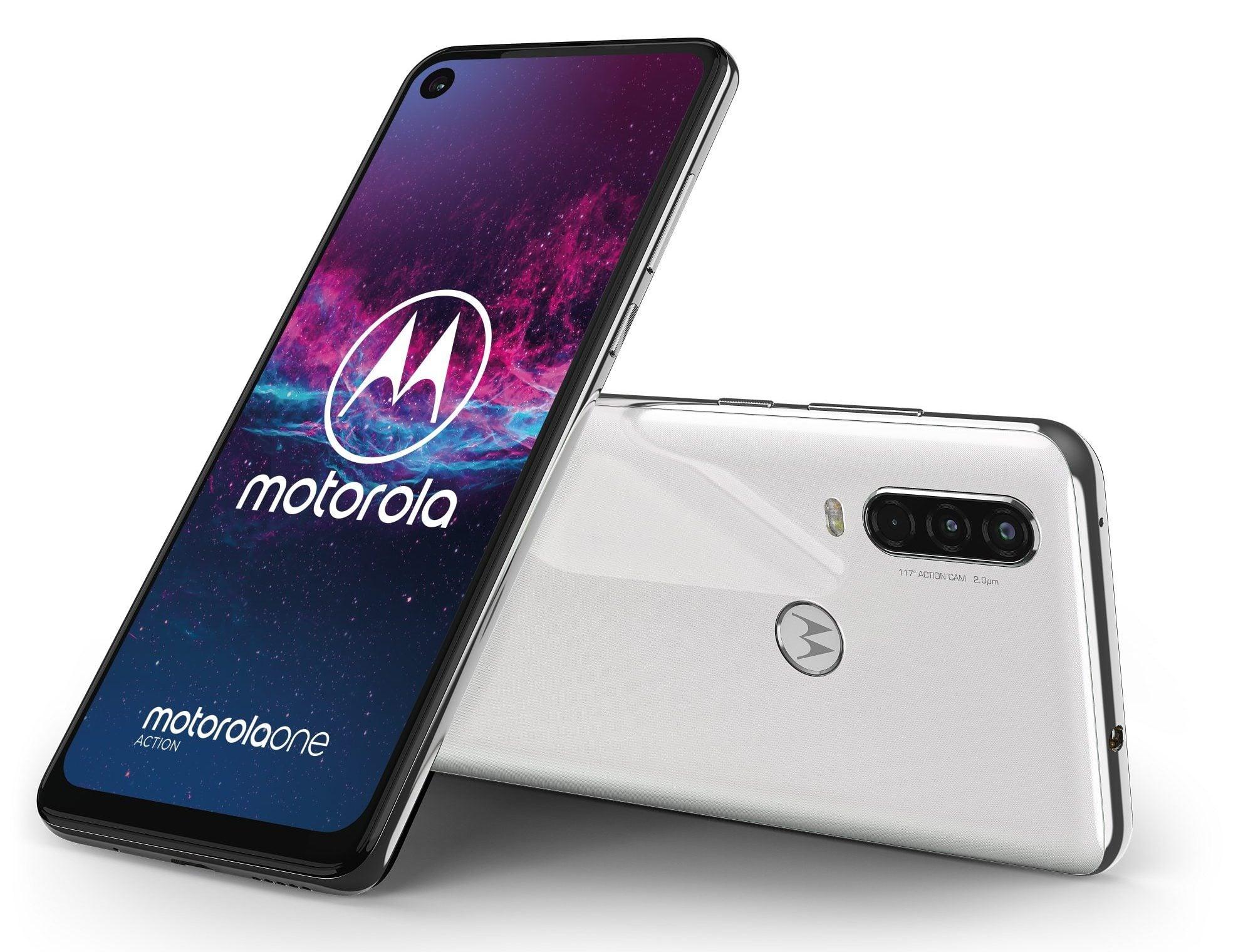 Motorola One Action z potrójnym aparatem już w Polsce. Ta cena! <3 18