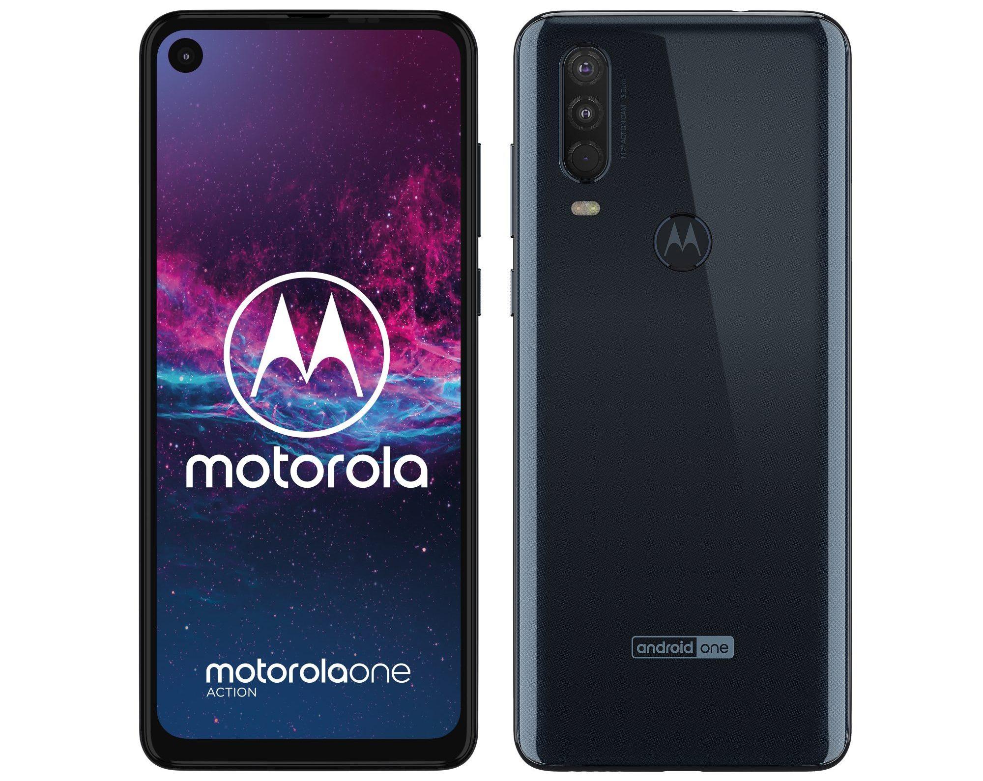Motorola One Action z potrójnym aparatem już w Polsce. Ta cena! <3 17