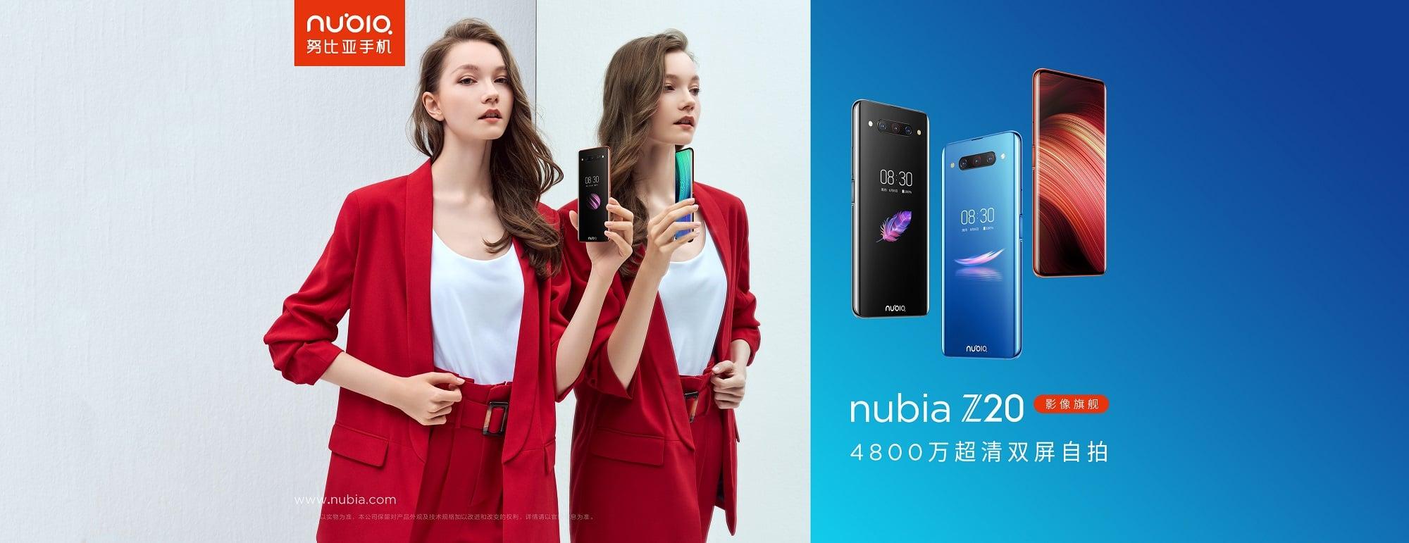 smartfon Nubia Z20