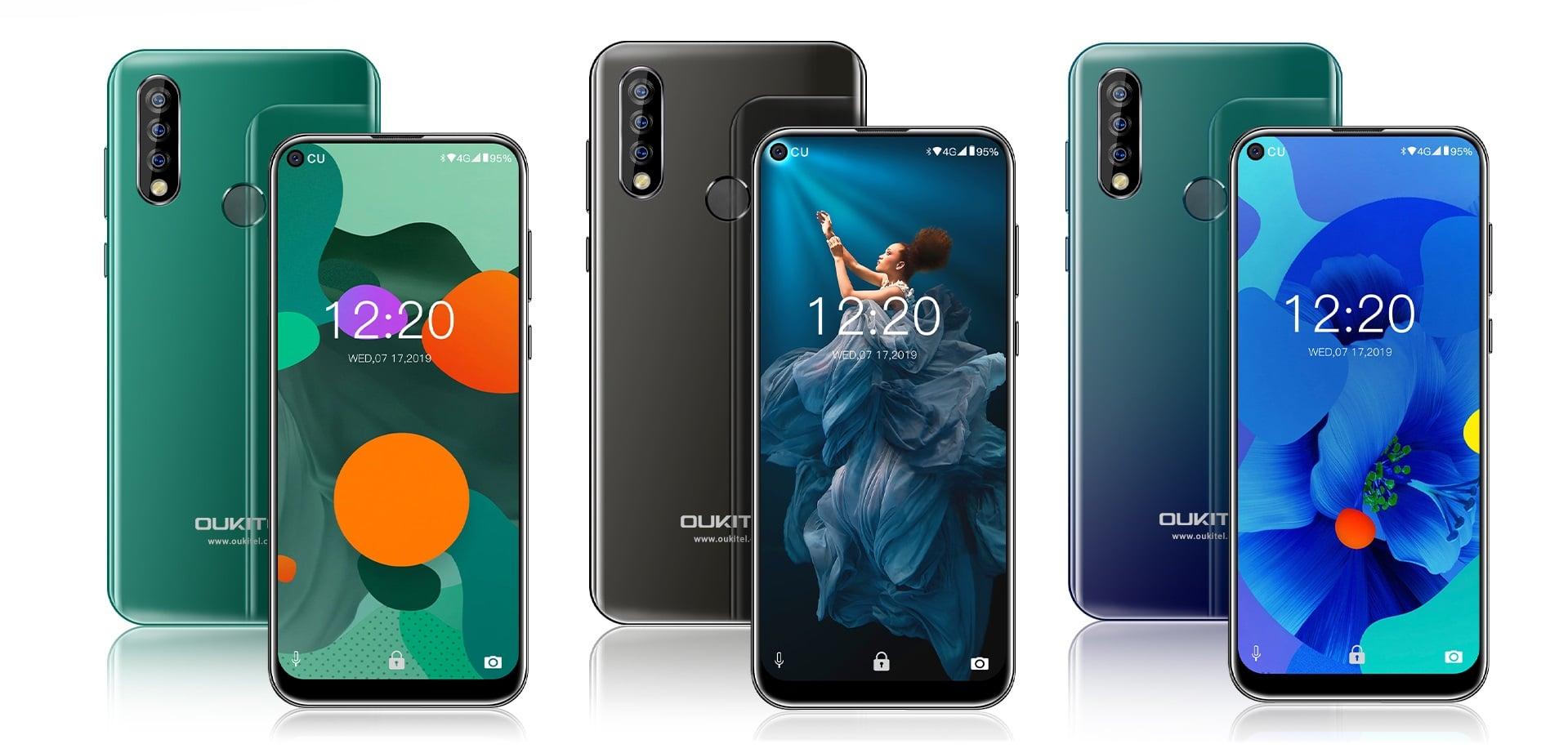 smartfon Oukitel C17 Pro