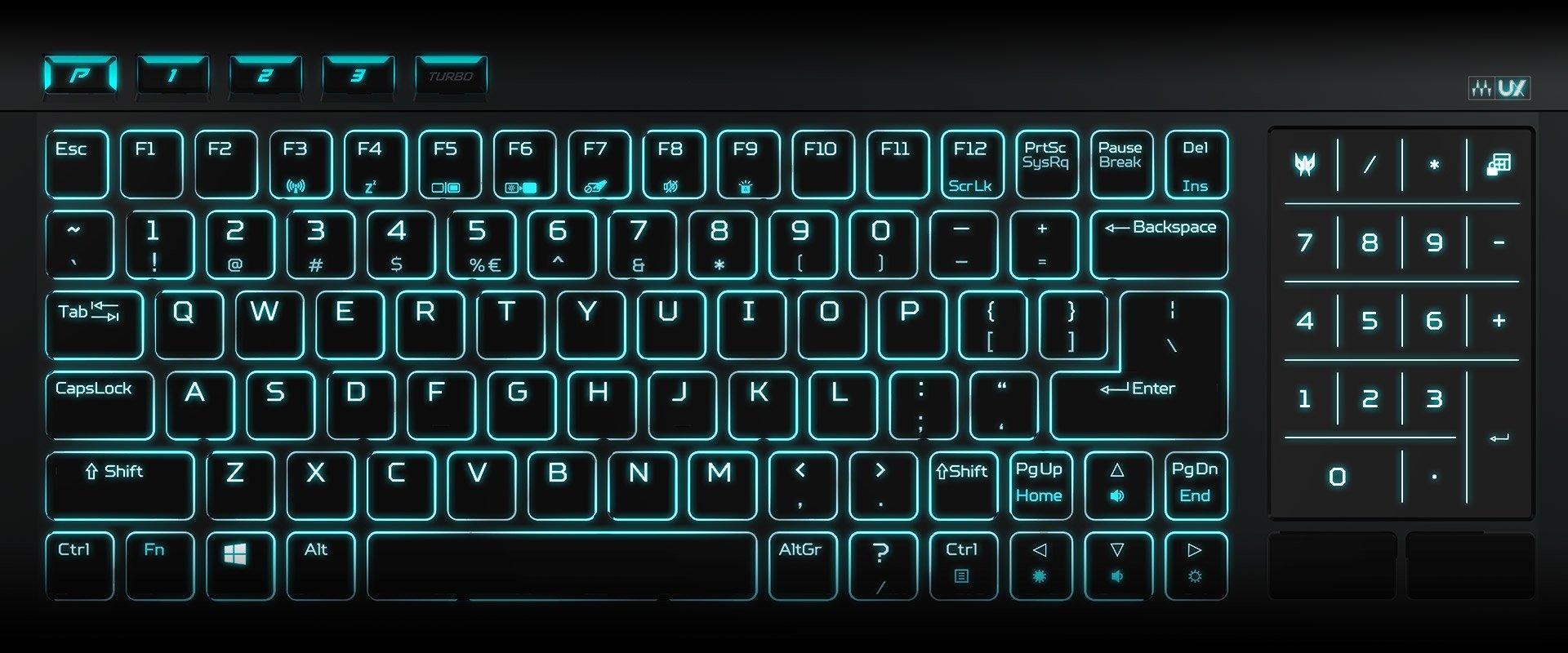 laptop Predator Triton 900