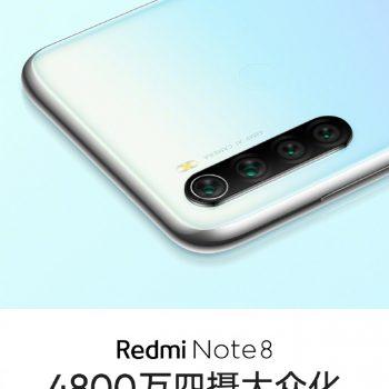 Łamiąca wiadomość: Redmi Note 8 jednak z procesorem Qualcomm Snapdragon 20