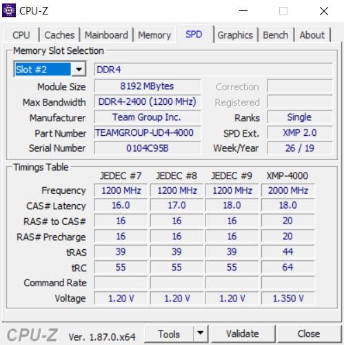 Test pamięci T-FORCE RGB XCalibur - 4000 MHz w slocie DDR4 zmienia rzeczywistość? 29