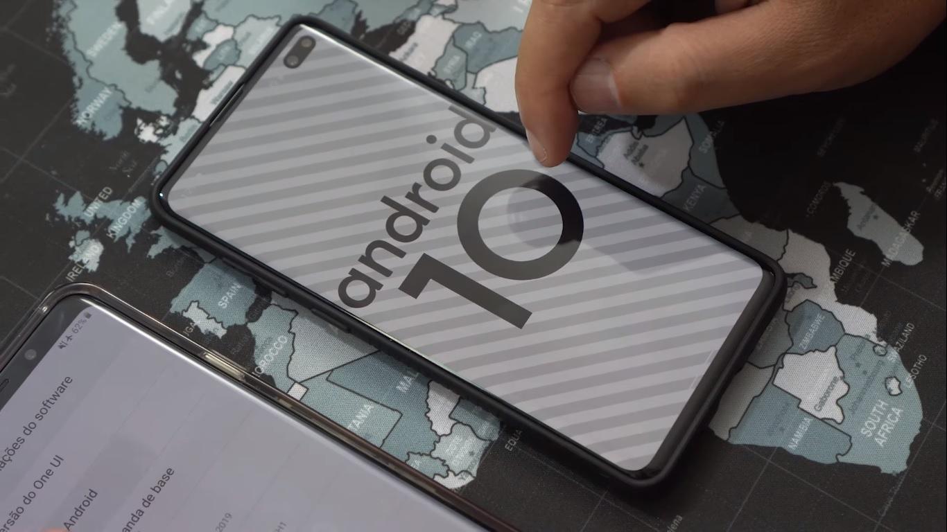 Android 10 dla smartfonów z rodziny Samsung Galaxy S10 już w Polsce! 18