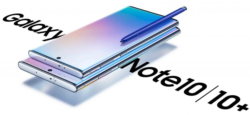 smartfon Samsung Galaxy Note 10 i Galaxy Note 10+