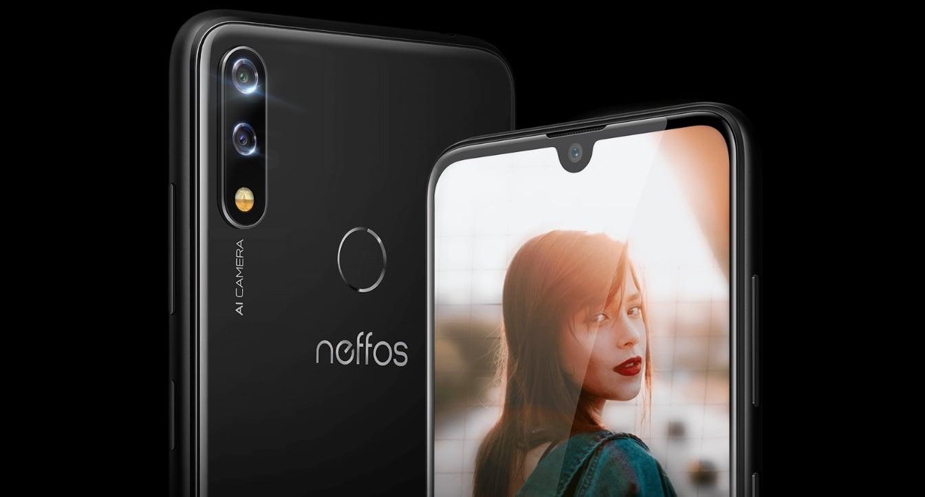 smartfon TP-Link Neffos X20