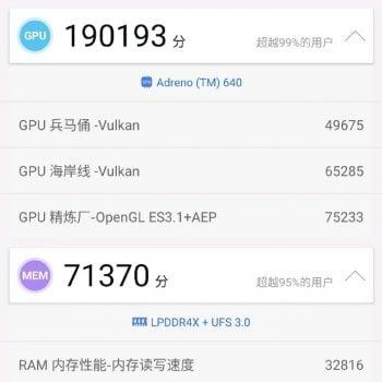Xiaomi Black Shark 2 Pro zmiata konkurencję w AnTuTu