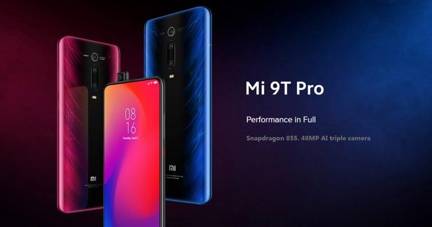 smartfon Xiaomi Mi 9T Pro