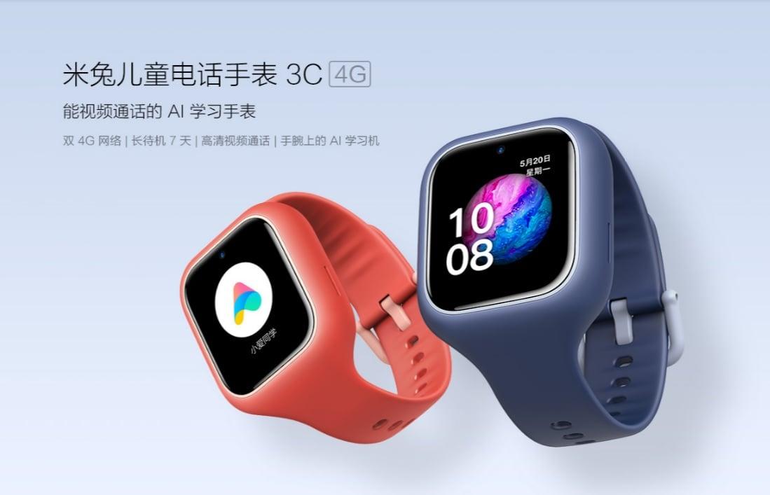 smartwatch Xiaomi Mi Bunny Watch 3C