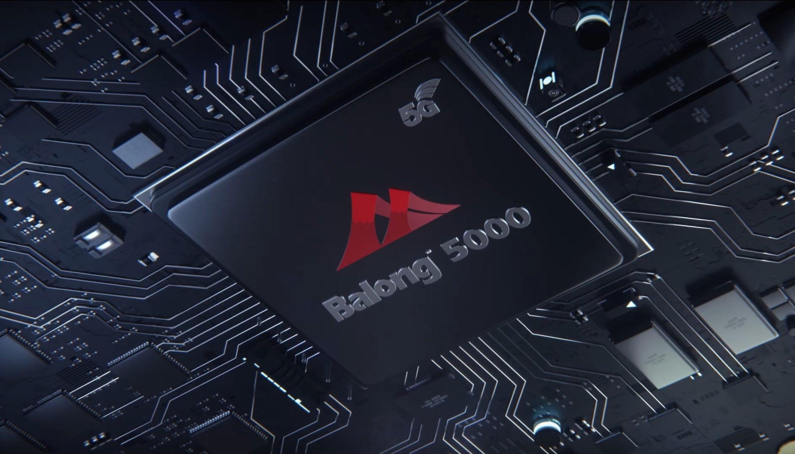 Modem 5G od Huawei jest zbyt duży względem chipu od Qualcomma. To może być problem